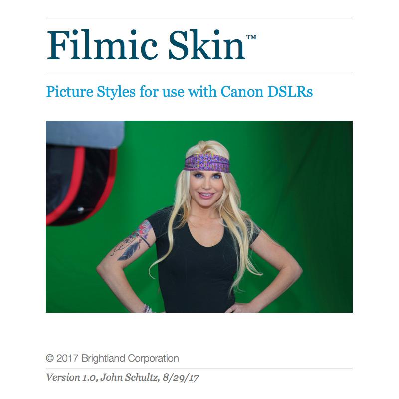 Filmic Skin